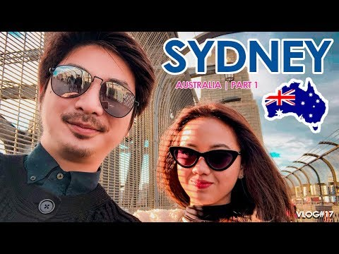 THIS IS HOW A FILIPINO EXPLORE SYDNEY WITHOUT AN ITINERARY!!!