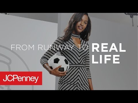Runway Fashion for Real Life: Fall Fashion Trends | Project Runway Collection at JCPenney