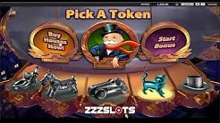 Monopoly Once around Deluxe online slot game [ZZZSLOTS]