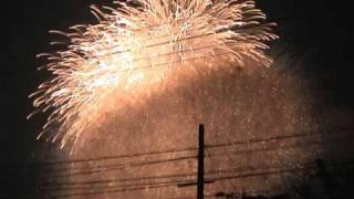 2001 教祖祭PL花火芸術 ラストスターマイン