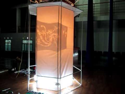 Kỷ lục Lồng đèn kéo quân lớn  nhất Bình Phước