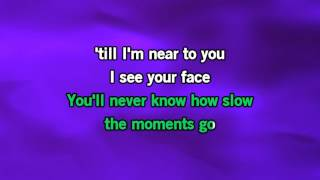 Nancy Wilson The Very Thought of YouVideo Karaoke