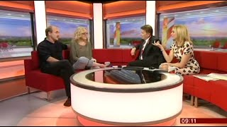 David Haig & Sophie Thompson on BBC Breakfast | Guys & Dolls