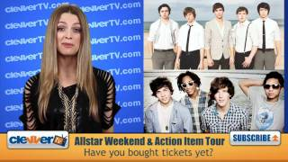 Action Item To Tour With Allstar Weekend