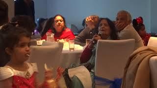 Bhajan -Jain Association of UK Diwali 2017