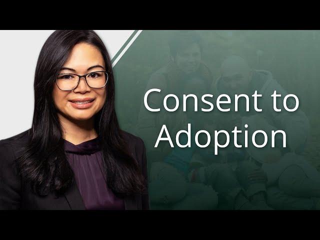 Consent To Adoption