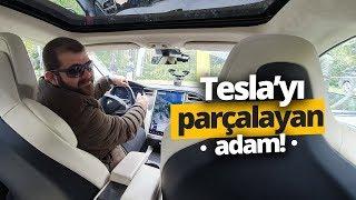 Tesla Parçalayan Adamla Konuştuk! Model S ve I-Pace kullandık!
