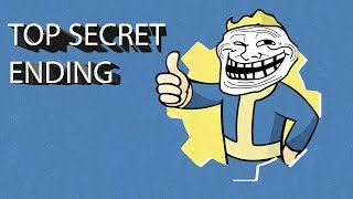 Fallout 4 СУПЕР СЕКРЕТНАЯ КОНЦОВКА Fallout 4 SUPER SECRET ENDING