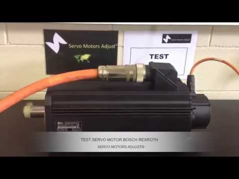 Allen bradley servo motor repaired reparaci n de servo for Bosch rexroth servo motor