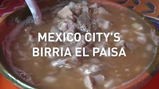 Mexico City's Birria El Paisa | UFS PH