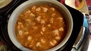 вкусный суп в мультиварке холостятский рецепт