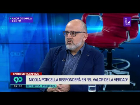 90Central(15-02-19):Tras acuerdo con Odebrecht, ¿se conocerá a los responsables de coimas al Perú?