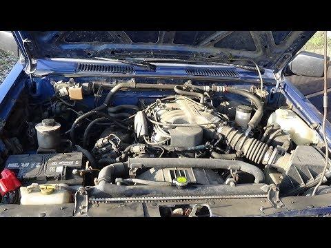 Двигатель вг 30 террано