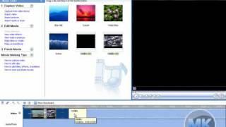 Windows XP Movie Maker: Make a Video or Movie using AutoMovie