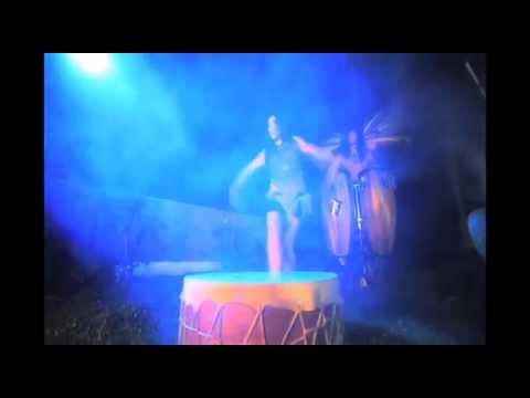 Qorianka Kilcher Dance Demo #2