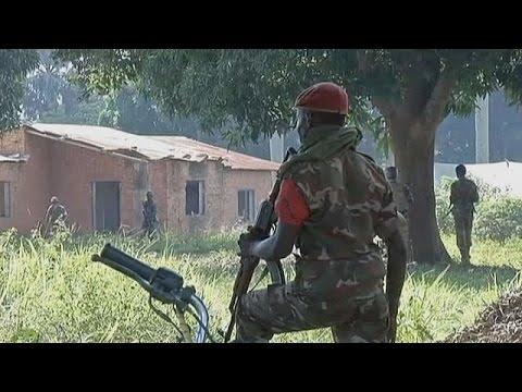 Dezenas de mortos em confrontos na República Centro Africana