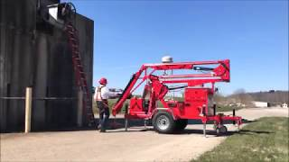 Mobile Fall Protection Eyecatcher - X1250 Mobile Grabber