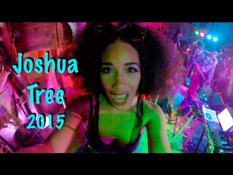Joshua Tree Music Fest 2015 Vlog