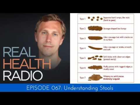 Real Health Radio 067: Understanding Stools
