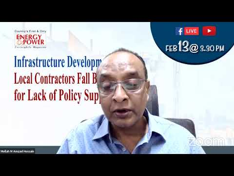 EP TALKS 22: Infrastructure Development: Local Contractors Fall Behind for Lack of Policy Support