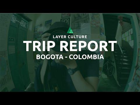 TRIP REPORT: BOGOTA - COLOMBIA 2015