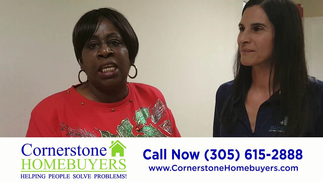Cornerstone Homebuyers Review - Sell My House Fast Miami - We Buy Inherited Houses