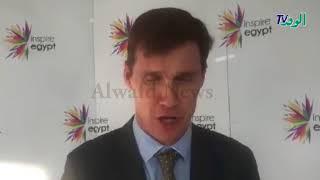 السفير البريطاني: أتمنى صعود مصر وإنجلترا لنهائي المونديال..وأشجع الاتحاد السكندري