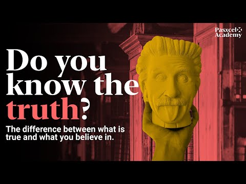 Do You Know The Truth? Here Is A Simple Trick To Test The Limit Of Your Knowledge.