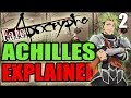 Achilles / Rider of Red Explained Part 2 - Fate Apocrypha | Abilities & Noble Phantasms
