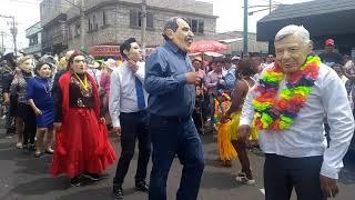 Carnaval Santa Cruz Meyehualco 2019 | Huexotitlan