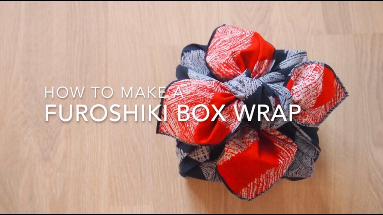How to Make a Furoshiki Wrapping Cloth | Wellness Mama