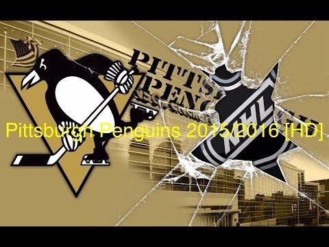 Pittsburgh Penguins Pump Up 2015/2016 [HD]
