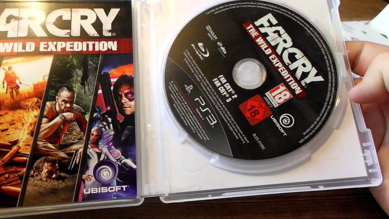 Far Cry Wild Expedition Edition PS3 YouTube