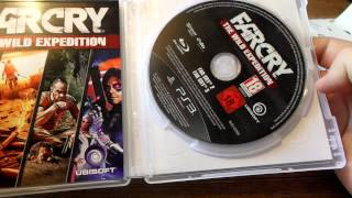 far cry wild expedition edition PS3