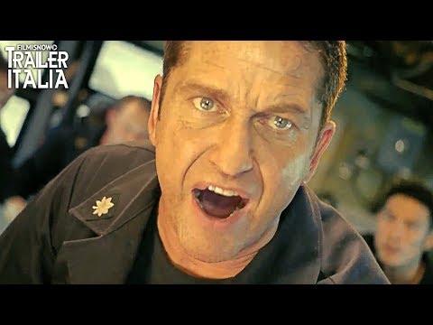 HUNTER KILLER - CACCIA NEGLI ABISSI | Trailer Italiano con Gerard Butler