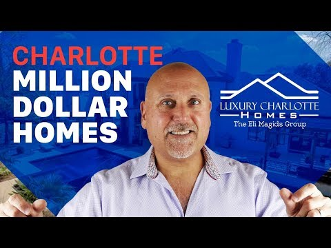"Charlotte NC Luxury Real Estate-Chatelaine-""Charlotte NC Million Dollar Homes"