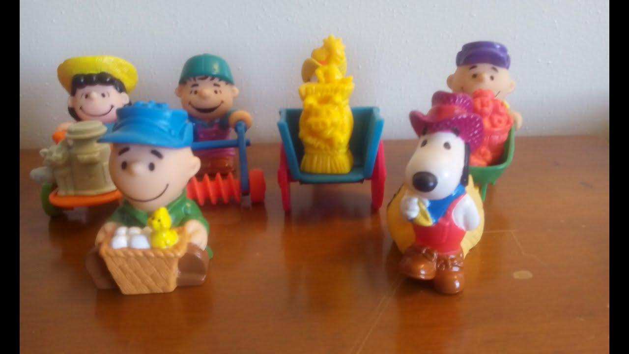 Mcdonalds Vintage Toys 7