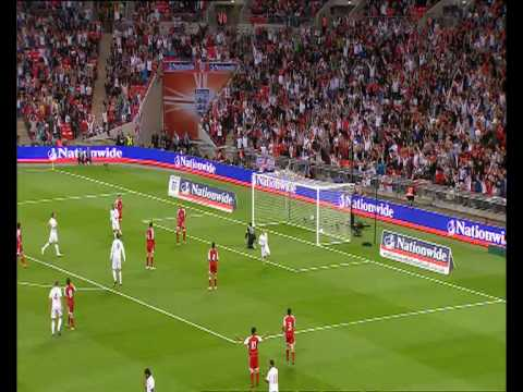 England 6 - 0 Andorra - World Cup 2010 Qualifier