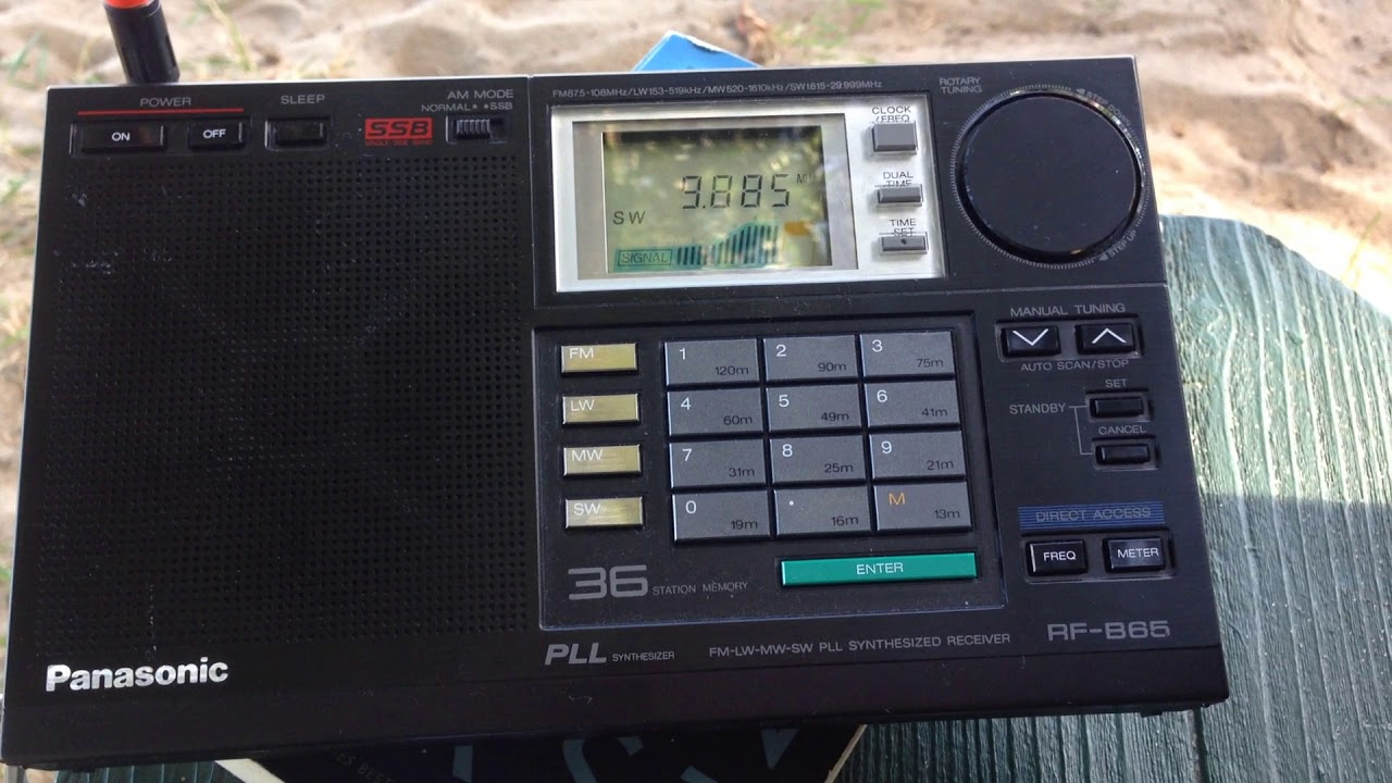 Clip: BBC World Service Extra English 9,885 kHz
