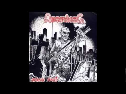 """Abominog - Grotesque Humanity (Full 7"""")"""