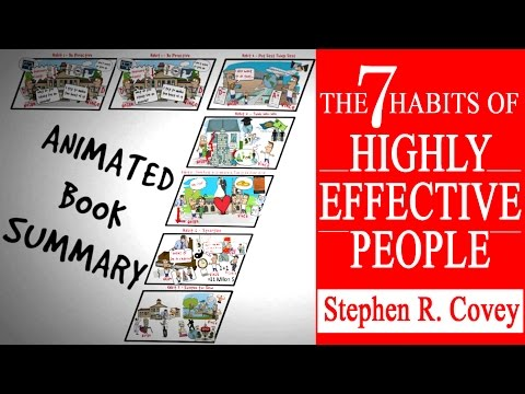 ACCESS YouTube - 7 habits of highly effective people summary