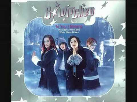 B*Witched - To You I Belong (Amen UK remix)