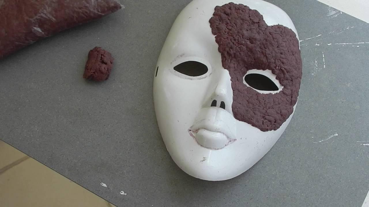 862ecf5f16 mascara con cartón de huevo