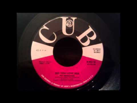 IMPRESSORS - Do You Love Her / Loneliness - Cub 9010 - 1958