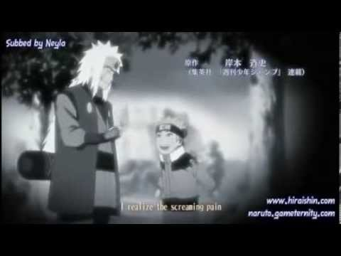 Naruto Shippuden 6th Opening REAL ONE Flow Sign HD