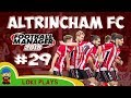 FM18 - Altrincham FC - EP88 - League 1 - Football Manager 2018