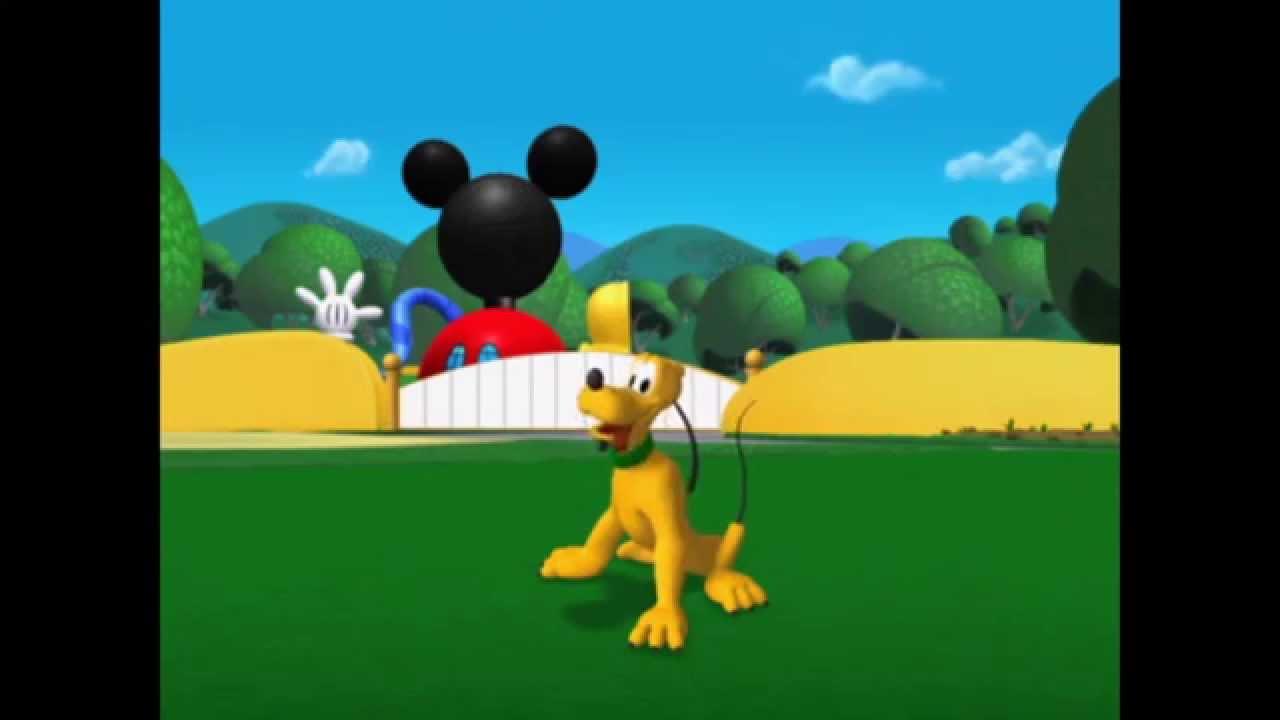 Disney junior espa a la casa de mickey mouse en busca - Youtube casa mickey mouse ...