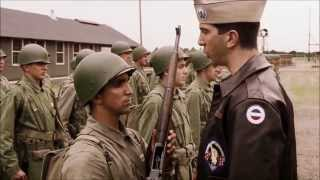 Band of Brothers - Easy Company got trouble with Captain Sobel