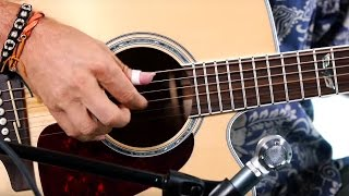 Takamine GJ72CE-NAT Acoustic Guitar Video Test