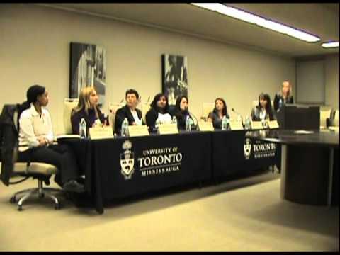 Career Panel for International Students